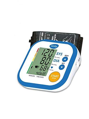 Sanity - Blutdruckmessgerät Simple - Oberarm schnelle & präzise...