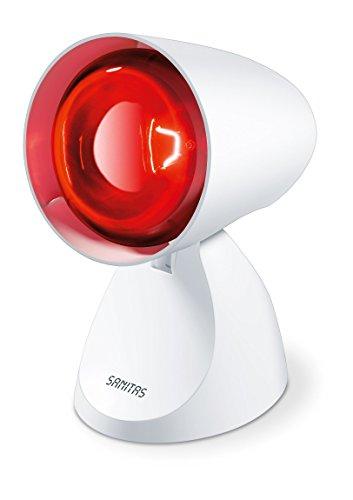 Sanitas SIL 06 Infrarotlampe, wohltuende Wärme zur Unterstützung des...