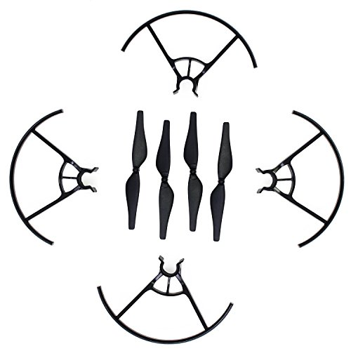 KEESIN Tello Propeller CW CCW Geräuscharme Propeller Requisiten...