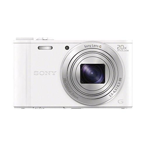 Sony DSC-WX350 Digitalkamera (18,2 Megapixel, 20-fach opt. Zoom, 7,5...