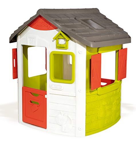 Smoby – Neo Jura Lodge - Spielhaus für Kinder für drinnen und...