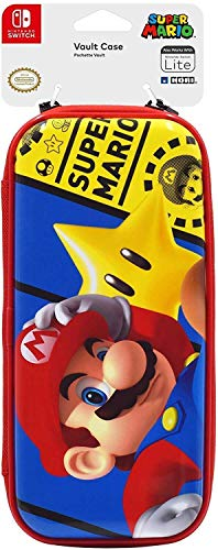 Premium Nintendo Switch Vault-Etui Mario [
