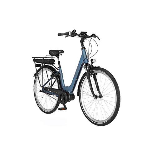 FISCHER E-Bike City CITA 2.0, Elektrofahrrad, saphirblau matt, 28...