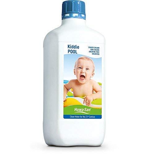 Huwa-San KiddiePOOL Wasserpflege für Planschbecken und Kinder-Pools...