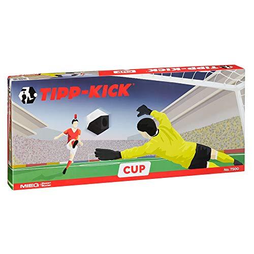 TIPP-KICK Cup 108x71 cm mit Bande – Das spielfertige Set mit 2X...
