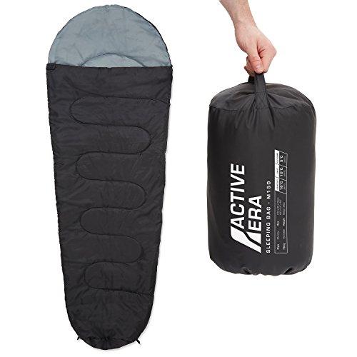 Active Era™ 150 Premium Mumienschlafsack, leicht - Schlafsack für...