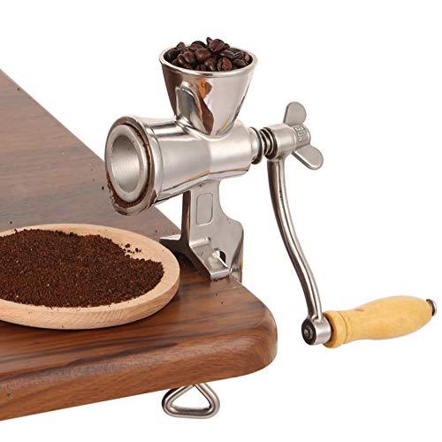 TXYFYP Handgetreidemühle Kornmühle,Handkaffeemühle für Getreide...