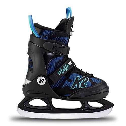 K2 Skates Mädchen Schlittschuhe Marlee Ice — camo - Blue — EU: 35...