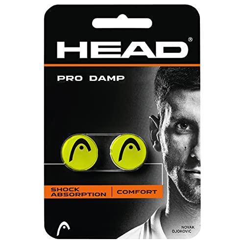 HEAD Unisex Pro Damp Tennis D mpfer, yellow,Einheitsgröße EU