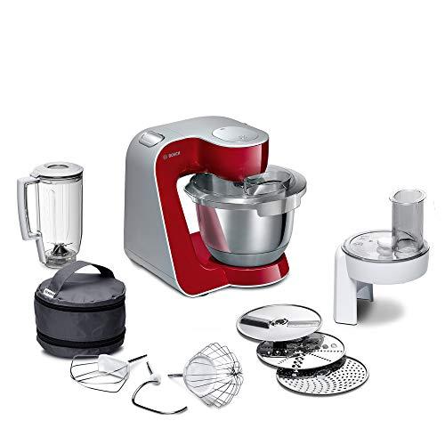 Bosch MUM5 CreationLine Küchenmaschine MUM58720, vielseitig...