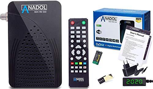 [ Test 2X GUT *] Anadol HD 333 1080p HD-TV - digitaler Mini...