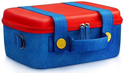 Funlab Tragetasche Reisetasche Kompatibel mit Nintendo Switch System,...