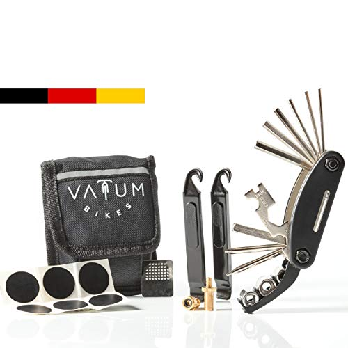 Fahrradwerkzeug - Praktisches Fahrrad Werkzeug- und Reparatur Set -...