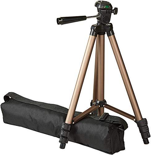 Amazon Basics– Leichtes Kamera-Dreibeinstativ mit Tasche,...