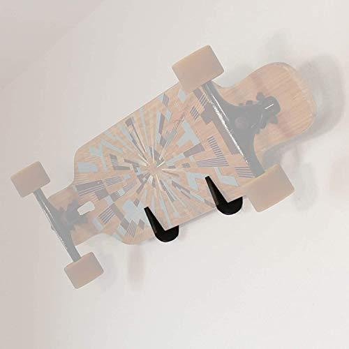 TronicXL Wandhalterung für Skateboard Longboard Snowboard...