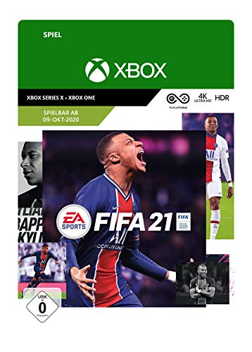 FIFA 21 Standard Xbox One - Download Code [inkl. kostenlosem Upgrade...