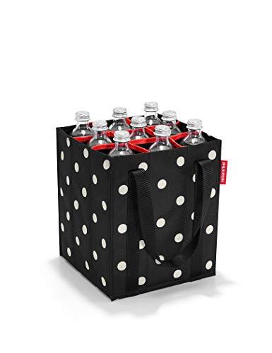 reisenthel bottlebag ZJ7051 mixed dots – Flaschentasche zum...