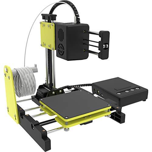 GJCrafts Mini 3D-Drucker für Kinder und Anfänger, kleiner 3D-Drucker...