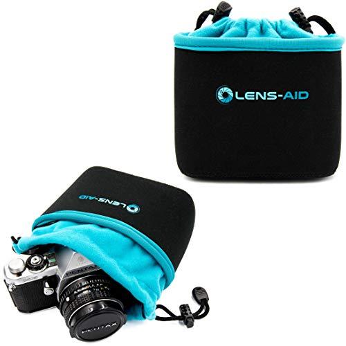 Lens-Aid Neopren Kamerabeutel mit Fütterung zum Schutz der...