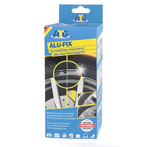 ATG ALU-FIX Alu-Felgen-Reparaturset – Alufelgen schnell und einfach...