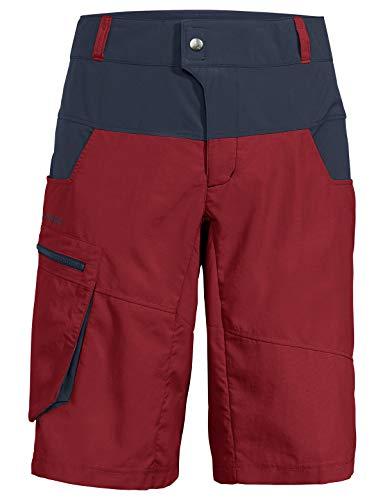Vaude Herren Hose Men's Qimsa Shorts, Carmine, M, 41932