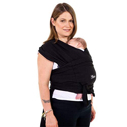 Baby Tragetuch-Leichtes Anziehen (Easy-On) - Unisex - Babytrage...