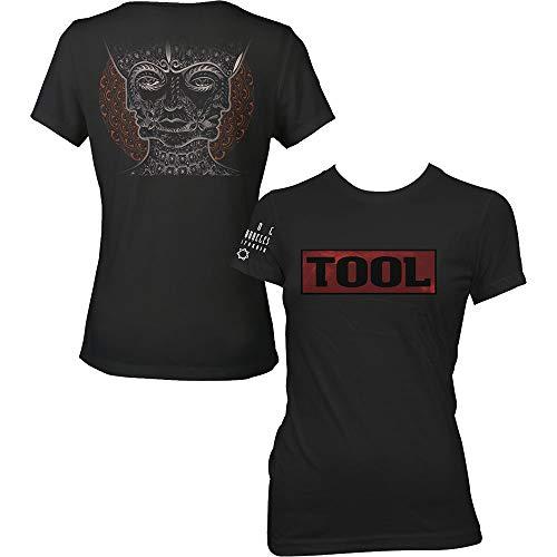 T-Shirt # Xl Ladies Black # Shaded Box