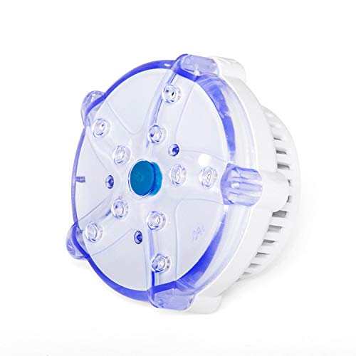 Bestway LAY-Z-SPA 7-Farben-LED-Licht, 9,2 x 6,2 cm