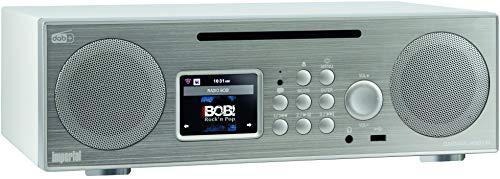 Imperial 22-248-00 Dabman i450 CD Internet-/DAB+ Radio (2.1...