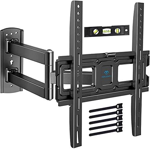 TV Wandhalterung, Schwenkbare Neigbare Halterung für 26-55 Zoll LED,...