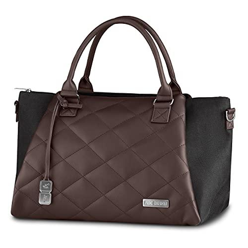 ABC Design Wickeltasche Royal Diamond Edition – Handtasche mit Baby...
