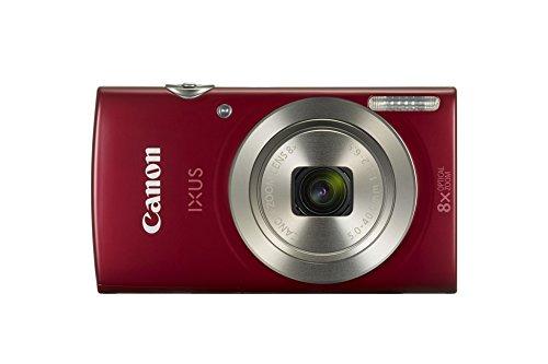 Canon IXUS 185 Digitalkamera (20 MP, DIGIC 4+, 8x optischer Zoom,...