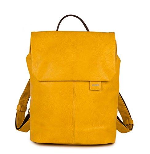 Zwei Mademoiselle MR13 Rucksack 37 cm yellow