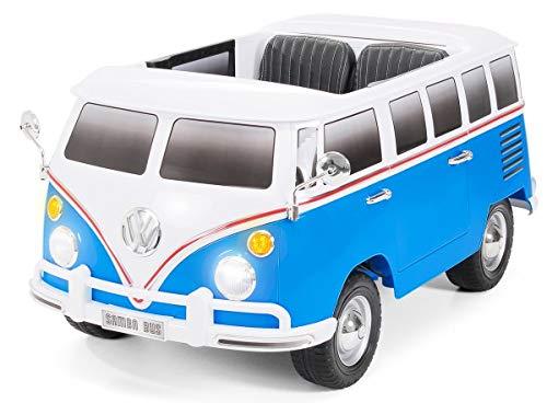 Actionbikes Motors Kinder Elektroauto VW Bus Bulli T1 Samba Camper -...