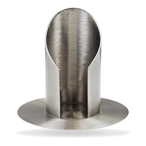 everlar® Edler Kerzenständer I 4 cm ø I Handgearbeitete Qualität I...