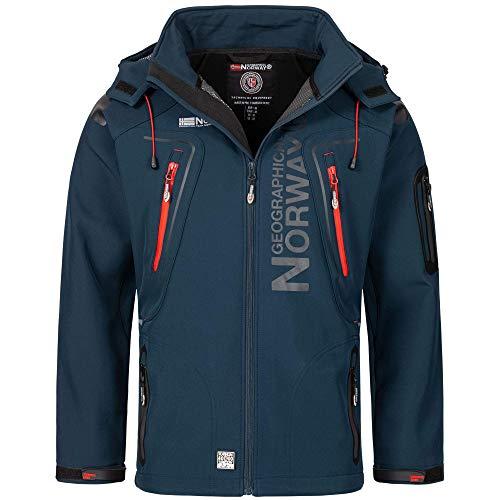 Geographical Norway Herren Softshell Funktions Outdoor Jacke...