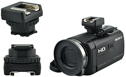 Camcorder Zubehör Adapter passend für den neuen Sony Multi Interface...