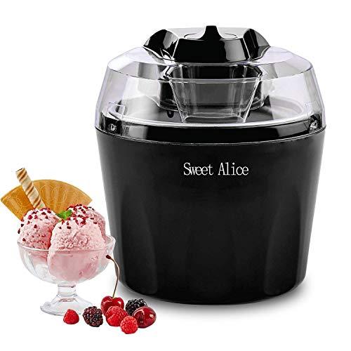 RspvD Eismaschine, Automatic Frozen Yogurt,Sorbet und Eiscreme...