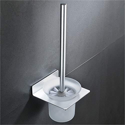 Wangel WC-Bürste und Halter WC-Garnitur ohne Bohren Wand,...