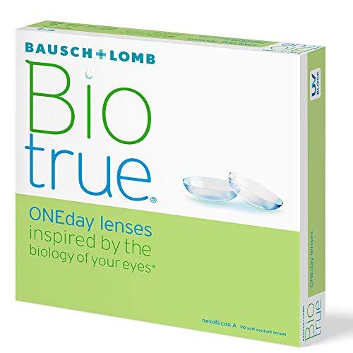 Bausch und Lomb Biotrue ONEday Tageslinsen, sphärische Kontaktlinsen,...