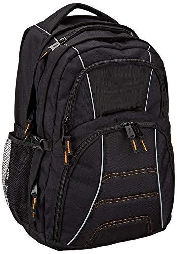 Amazon Basics, Laptop-Rucksack mit gepolsterten Schulterriemen und...