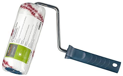 Colorus Kleisterroller inklusive Bügel 18 cm   Kleisterrolle für...