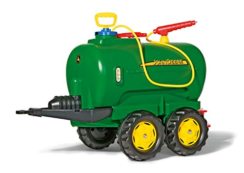 Rolly Toys rollyTanker John Deere Tankwagen (für Kinder 3-10 Jahre,...