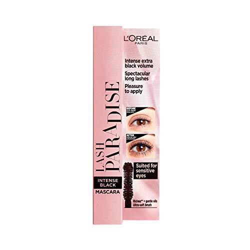 L'Oréal Paris Paradise Extatic Mascara, schwarze Wimperntusche, für...