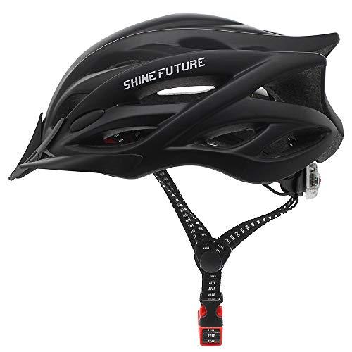 Fahrradhelm für Erwachsene, verstellbare leichte Fahrradhelme für...