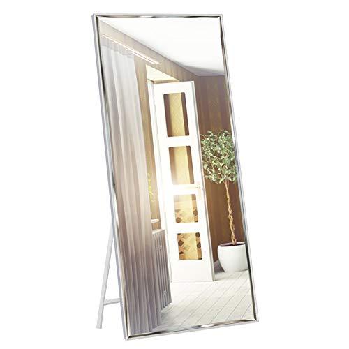 Amazon Brand - Eono 165 x 61cm Ankleidespiegel Ganzkörperspiegel...