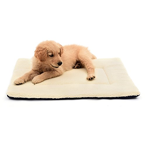 DERICOR Hundebett Hundekissen Haustierbett 56cm plüsch
