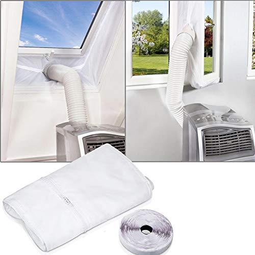 Fensterabdichtung für mobile Klimageräte, Klimaanlagen,...