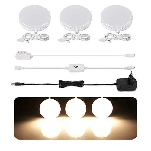 LE Schrankbeleuchtung, LED Unterbauleuchte Küche Set,...