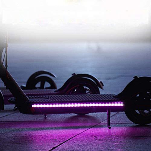 Linghuang Roller Warnung LED Streifen Taschenlampe Lampe Nacht Licht...